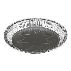 Pactiv 10 in Extra Deep Aluminum Pie Plate