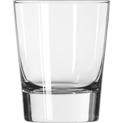 Libbey Geo Double Old Fashioned Glass, 13 1/4 OZ