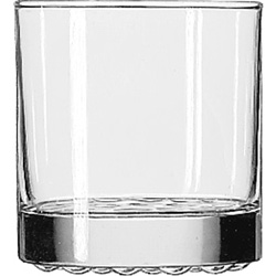 Libbey 23386 10.25 Ounce Nob Hill Old Fashioned Glass