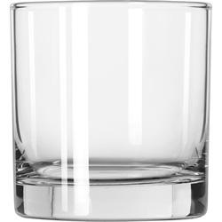 Libbey Lexington Glass Tumblers, Old Fashioned, 10.25oz, 3 1/2 in Tall, 36/Carton