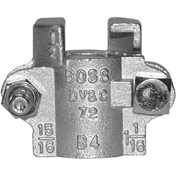 "Dixon Valve 3/4"" Boss Clamp"