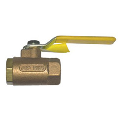 "Dixon Valve 1/2"" In Brass Ball Valve"