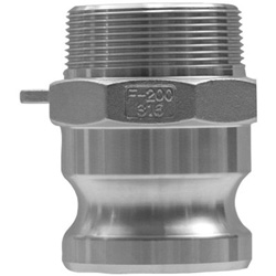 "Dixon Valve 4"" ALUM GLOBAL MALE NPTX MALE"