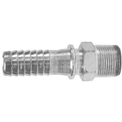 "Dixon Valve 1/2"" x 3/8"" Boss Male Stem"