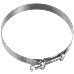 Dixon Valve Ss T Bolt Clamp 2 1/2""