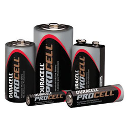 Duracell PC1400 C-cell Battery