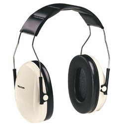 Peltor Er H6a/v Ear Muffs Low Profile