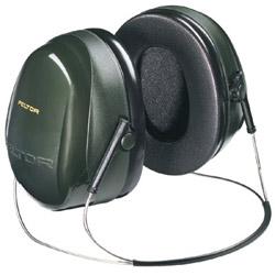 Peltor Deluxe Backhand Hearingprotector Liquid Filled