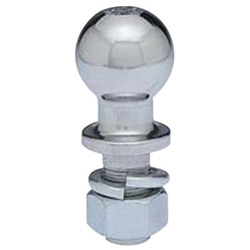 "Dutton-Lainson 26302 2"", Chrome Couplerball"