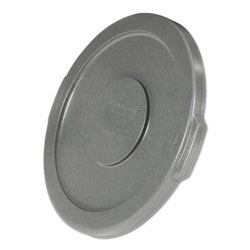 Rubbermaid Brute Gray Round Lid for 2610