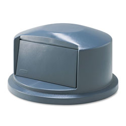 Rubbermaid Gray Structural Web Brute Dome Top