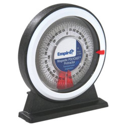 Empire Level Protractor Poly-cast