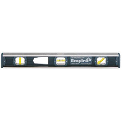 "Empire Level 18"" Magnetic Unitek Level Aluminum"