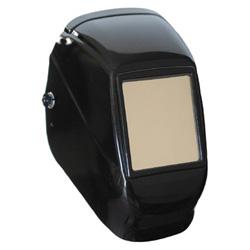 Fibre-Metal Tigerhood Futura Welding Helmet, Black, Wide Vision