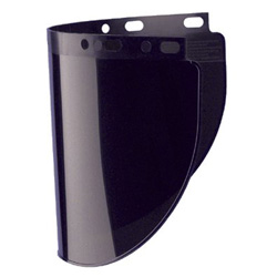 Fibre-Metal High Performance Faceshield Window, 8 in