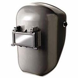 Fibre-Metal Protective Cap Welding Helmet Shells, #10, Gray, 2 in x 4 1/4