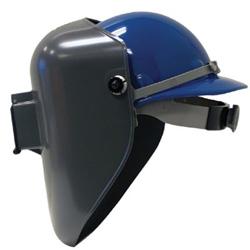 Fibre-Metal Protective Cap Welding Helmet Shell, Gray, Lift Front
