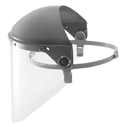 Fibre-Metal High Performance Protective Cap Faceshield, F-500 Series