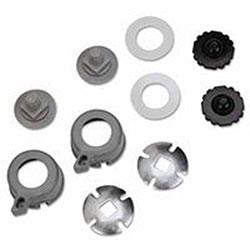 Fibre-Metal Quick-Lok Welding Helmet Kit, Gray