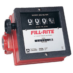"Fill-Rite Series 900 Basic Meter w/1-1/2"" Inlet & Out"