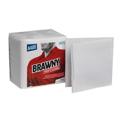 Georgia Pacific Wipe-Away® Cleaning Wipes, White, Case of 800