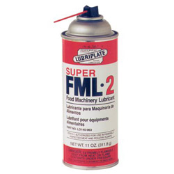 Lubriplate 11-oz. Spray Fml-2 Foodmachinery Grease