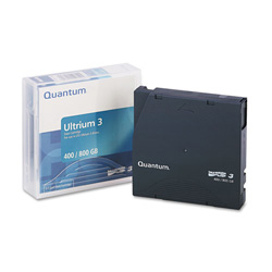 Quantum LTO Ultrium 3 - 400 GB / 800 GB - Storage Media