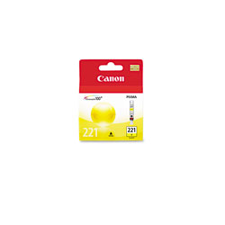 Canon CLI 221 Ink Tank, Yellow