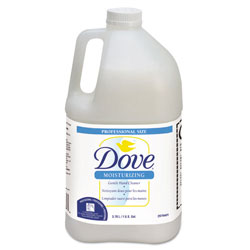 Dove Bottled Soap, Gallon