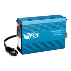 Tripp Lite PowerVerter Ultra-Compact PVINT375 - DC To AC Power inverter - 375 Watt