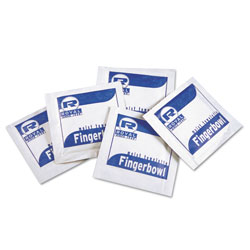 Royal   Moist Towelettes, Lemon Scented, Individually Wrapped, 1000/Carton