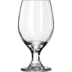 Libbey Perception 14-Oz Wine Goblet, Case of 24