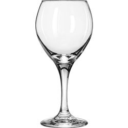 Libbey 13.5 Ounce Perception Red Wine Glass, Case of 24