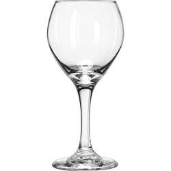 Libbey 10 Ounce Perception Red Wine Glass, Case of 24