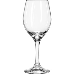 Libbey Perception Wine Goblet, 11 OZ, Case of 24