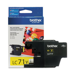 Brother LC71Y - Print Cartridge