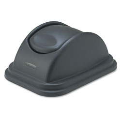 Rubbermaid Black Untouchable Top