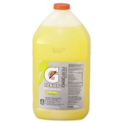 Gatorade Sports Drink Liquid Concentrate, Lemon Lime, Yields 1 Gallon, Case of 4
