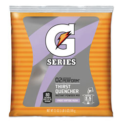Gatorade Original Powdered Drink Mix, Riptide Rush, 21oz Packets, 32/Carton