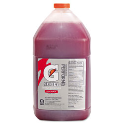 Gatorade Liquid Concentrate, Fruit Punch, One Gallon Jug, 4/Carton