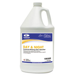 Theochem Laboratories Day & Night Liquid Deodorizer 1 Gallon Each