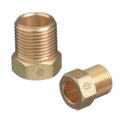 Western Enterprises Nut Inert Arc Fitting