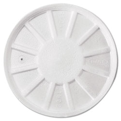 Dart Container 32RL Vented Foam Lids