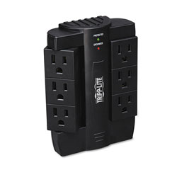 Tripp Lite Protect It! SWIVEL6 - Surge Suppressor (External) - AC 120 V - 6 Output Connector(s)