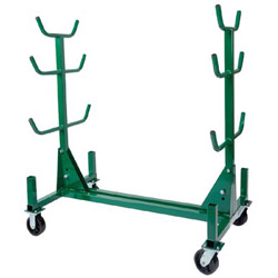 Greenlee Mobile Pipe Rack