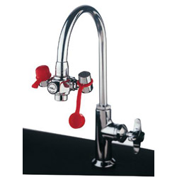 Guardian Emergency Faucet Mountedeye Wash w/Adjustabl