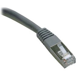 Tripp Lite Patch Cable - RJ45 (M) - RJ45 (M) - 10' - STP - (CAT 6) - Gray
