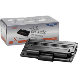 Xerox High-Capacity Toner Cartridge - High Capacity - 1 x Black - 5000 Pages