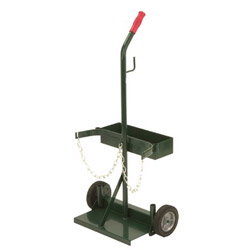 Harper Trucks Unihandle Steel Weldingcylinder Cart