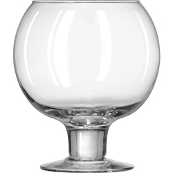 Libbey 3408 60 Ounce Super Globe Glass